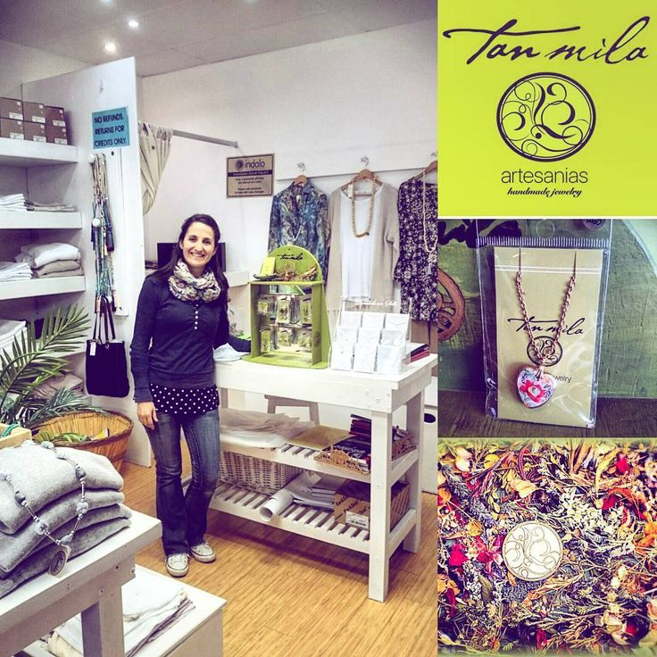 Tanmila now available at Indalo Soul♥  Knysna Waterfront store, Knysna, South Africa ♥