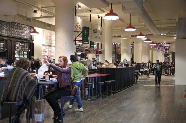 A Thorough Guide to All the Shops and Restaurants in Atlanta's Ponce Street Market