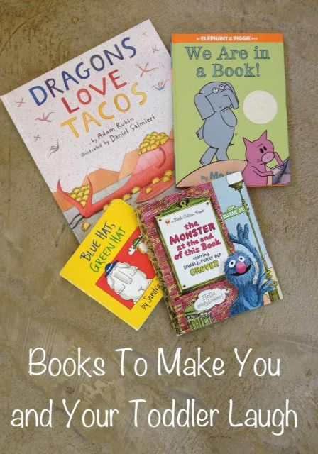 Silly Books To Read With Your Toddlers
