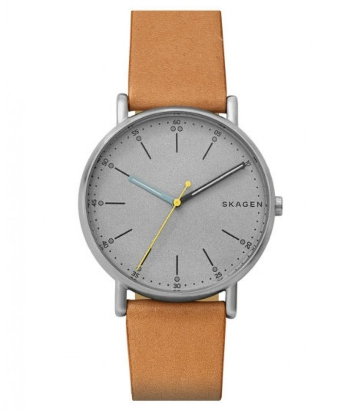 Skagen Signatur Leather SKW6373
