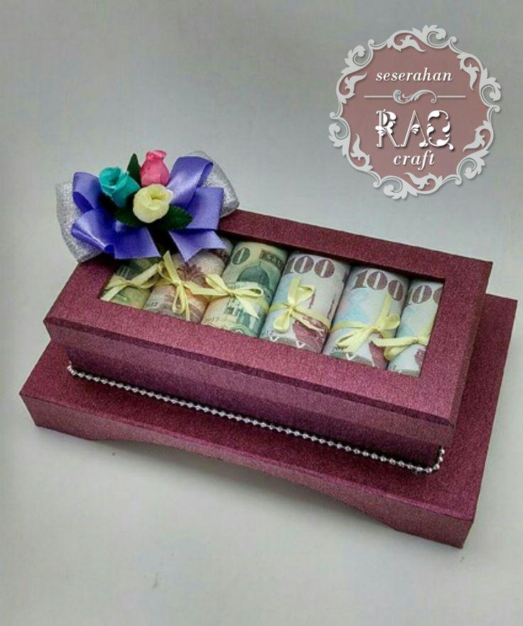 Kotak Seserahan Uang 087874240106