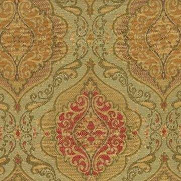 FABRICS - SCROLLS/DAMASKS - Botticelli Meadow Fabric - Browse Animal Print Wallpaper and Clearance Wallpaper Styles Here