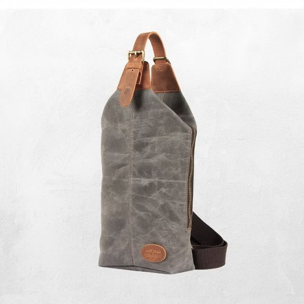 Multi ways cross body bag | cycling bag | waxed canvas fanny pack | tote handbag · Vintage rugged canvas bags · Online Store Powered by Storenvy