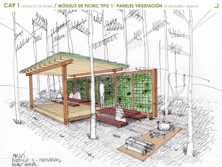 Las 25 mejores ideas sobre maquetas de parques en for Mobiliario urbano tipos