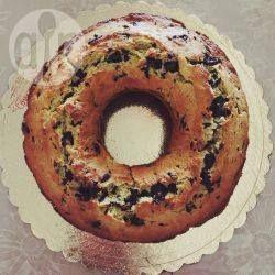Bolo de ricota com chocolate @ allrecipes.com.br - Esse é um bolo típico italiano que fica pronto em menos de 1 hora. Uma delícia!