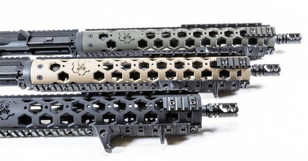 New Complete AR15 Upper Receivers From Black Rifle Syndicate | Arms Collective