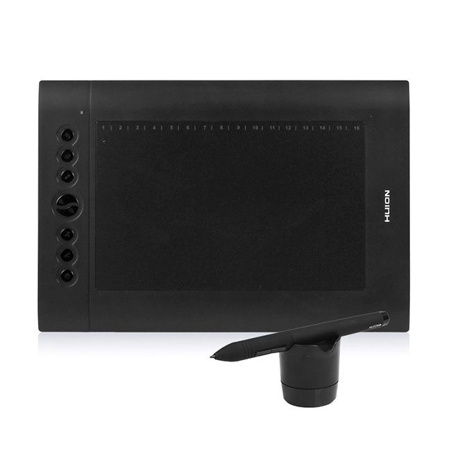 It is a picture of Fan Cyber Monday Drawing Tablet