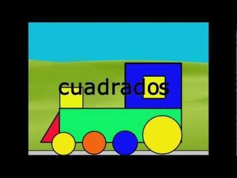 Spanish Vocabulary - Shapes / Figuras y formas