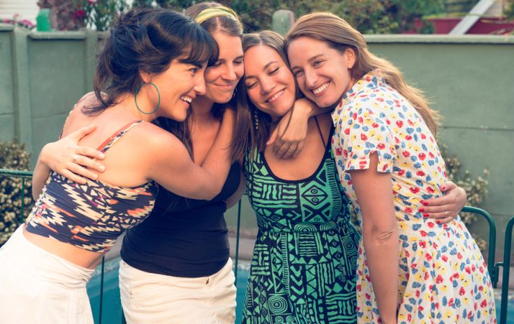 A Love Letter To My Best Friends (AKA My Reasons For...
