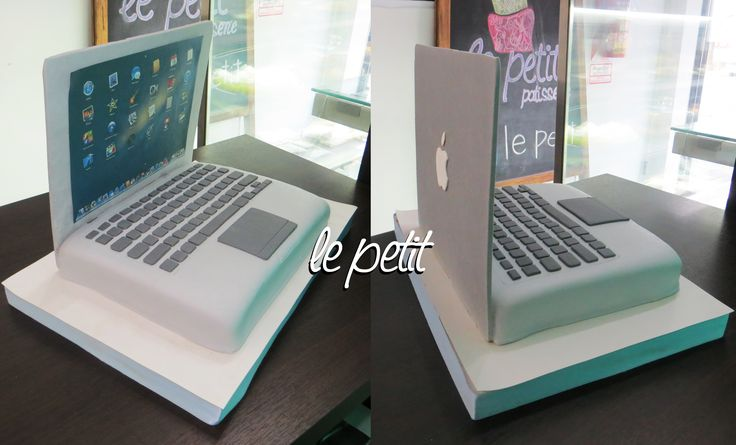 Cake Laptop Designs : 17 Best images about Computer cakes on Pinterest First ...