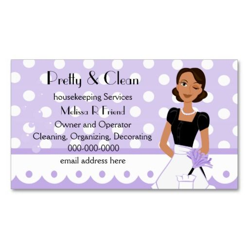 273 best images about Cleaning Business Cards on Pinterest ...