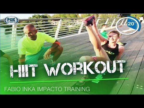 HIIT Workout completo 20 minuti