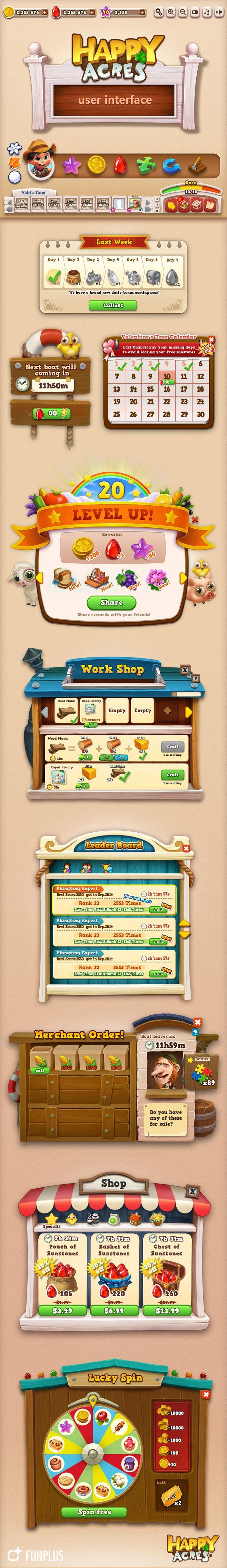 Game UI@tonyCM采集到game UI(1496图)_花瓣UI/UX