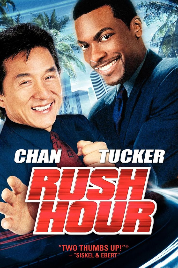 rush hour movie poster - Google Search