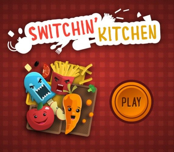 Making smart, healthy choices is now a tap away! Switchin' Kitchen shows healthy and unhealthy choices. Click on the unhealthy food items to change them from unhealthy to healthy items. Make this switchin YOUR kitchen! Click here to start playing now.