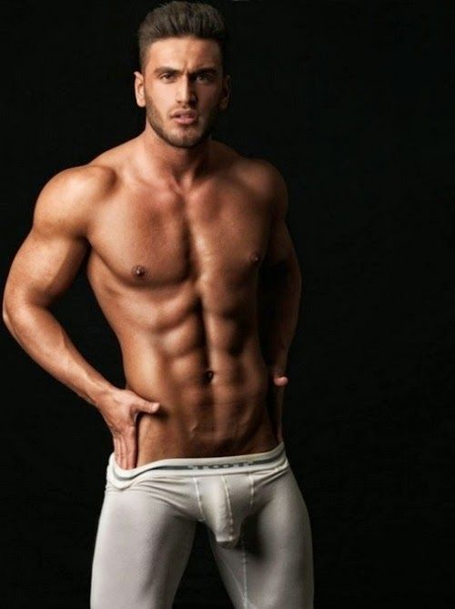 gay male physique