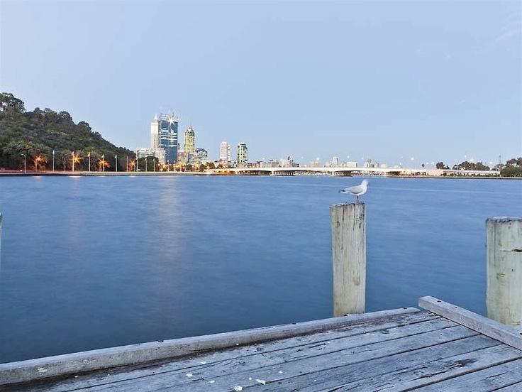 Matilda Bay, Crawley, Perth, Western Australia