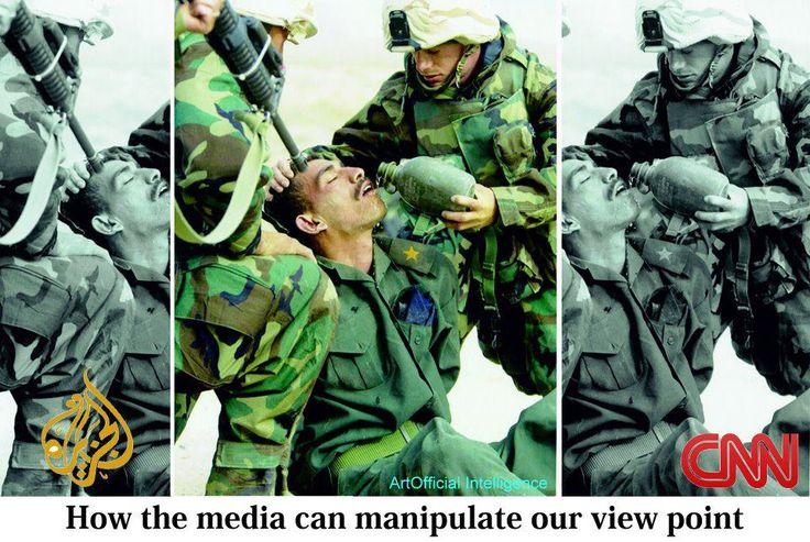 Медийное искажение реальности
