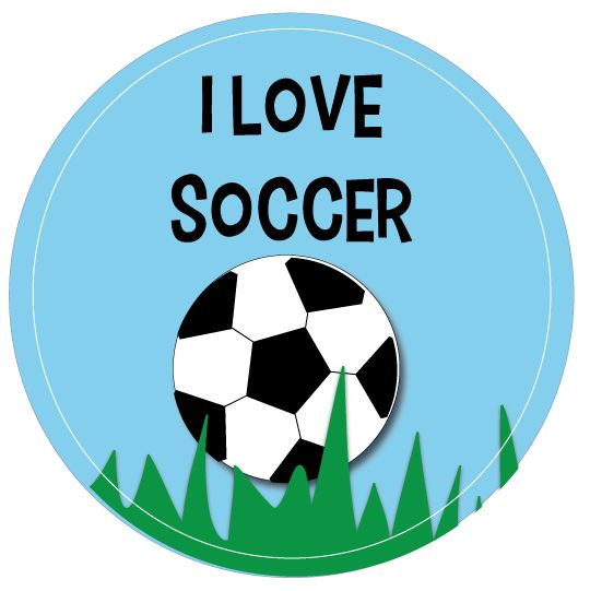 Get noticed by using the soccer clip art to make banners and signs for your car…