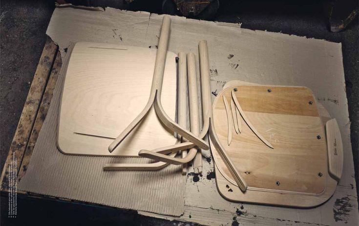 Hace más de 150 años, las primeras piezas de muebles en madera curvadafueron creadas por los artesanos deBystřice pod Hostýnem, actual República...   http://www.plataformaarquitectura.cl/cl/793442/materiales-muebles-en-madera-curvada