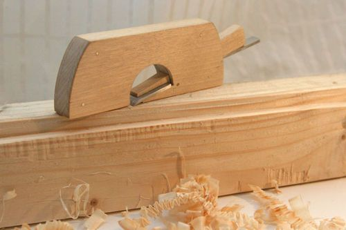 Building a wooden shoulder plane #3: The mouth. Don't open wide, we are not at the dentist! (sorry Ken) - by Div @ LumberJocks.com ~ woodworking community