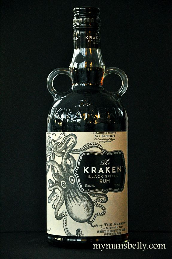 This is the BEST Rum!  Plus it has an Octopus on the label!  What's not to like there?!?! Release the Kraken