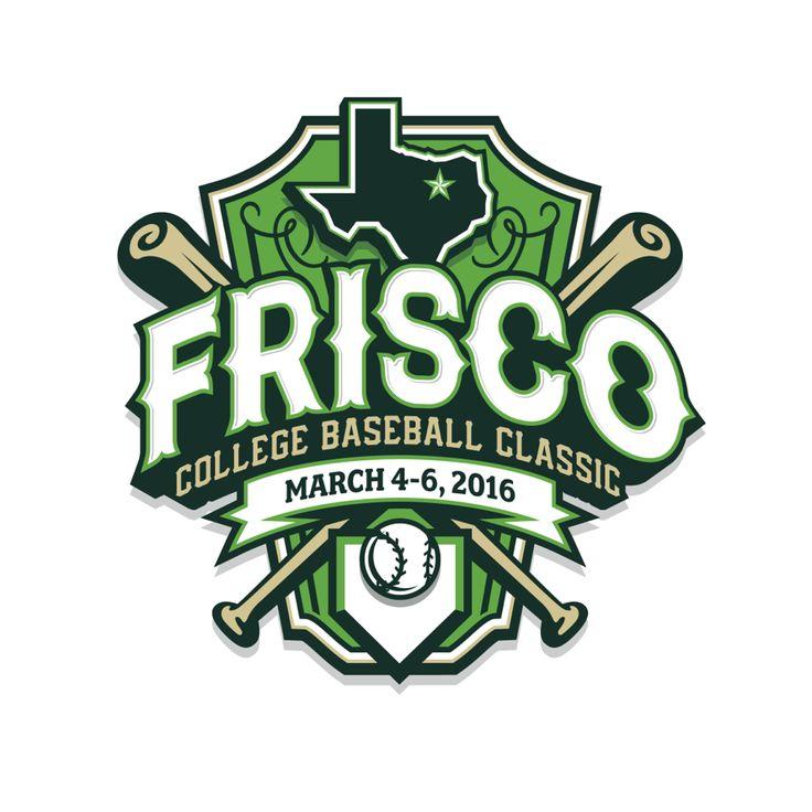 Frisco College Baseball Classic Logo (2014)
