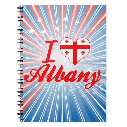 Albany GA Shopping | ... georgia gift with a heart shaped flag of georgia this i love albany ga