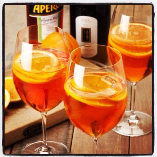 #drink ... Aperol Spritz