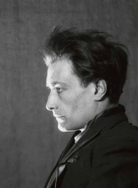 Antonin Artaud (1896–1948) was a French poet, essayist, actor, and theatre director.