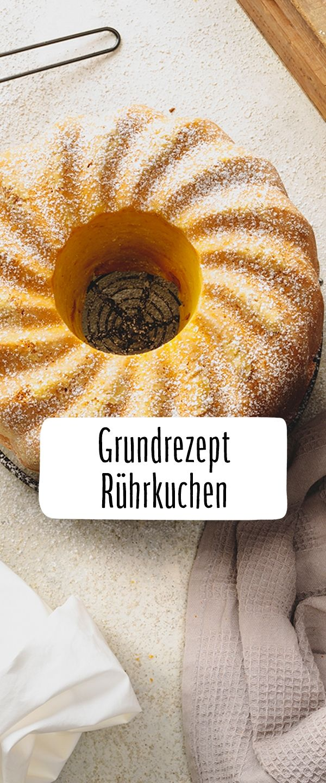 Ruhrkuchen Grundrezept Rezept Backen Kuchen Cake Pops