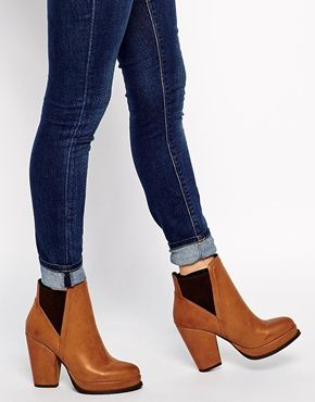 ASOS+EMPIRE+Chelsea+Ankle+Boots