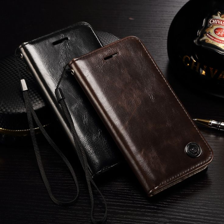 PC Leather Full Cover Wallet Case Cover With Card Cash Slots Stand Holder For Apple iPhone 7 Plus  PC Leather Full Cover Wallet Case Cover With Card Cash Slots Stand Holder For Apple iPhone 7 Plus Features: Well designed and full cover for iPhone 7 Plus. PC leather material protects your phone from dirts drops scratches and other damages. Perfect cutouts for speaker camera and charging port with no need to taking off the case when you charge your phone. Full access to all buttons and…