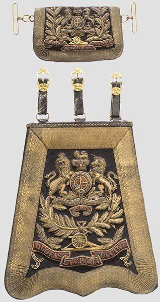 Royal Artillery. Oficial