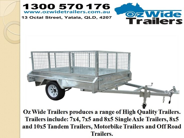 Box Trailers Mackay by ozwidetrailers.deviantart.com on @DeviantArt