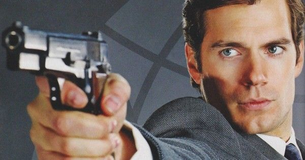 'Superman' Henry Cavill Wants to Be the New James Bond