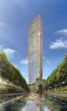 Trump enters India's commercial capital; to execute Lodha's project-Mumbai: India's largest real estate developer, the Lodha Group has roped in famous property developer Donald Trump to create one of India's most luxurious residence addresses. Christened Trump Tower Mumbai