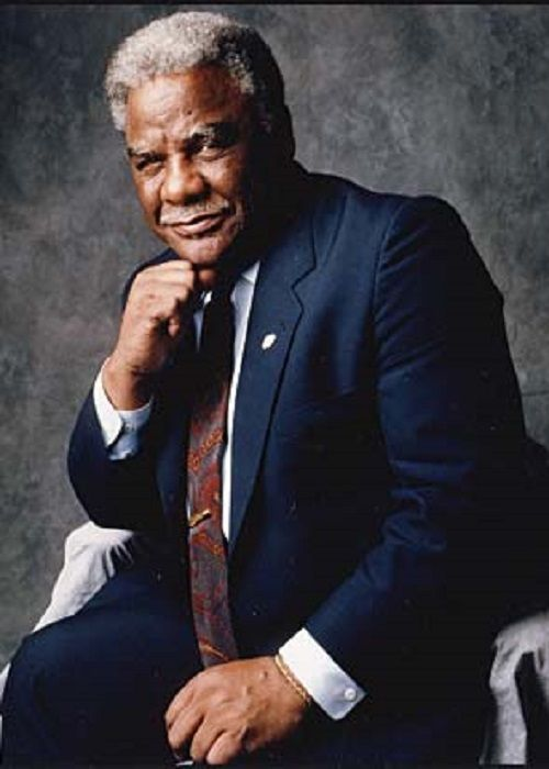 Harold Washington : The 51st and first African American mayor of Chicago, Illinois.