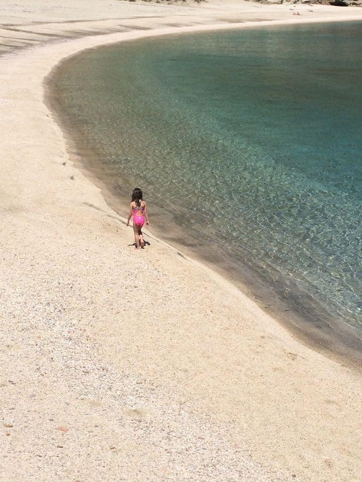 Enjoying the #sunshine at #Onar, #Andros Island, Greece