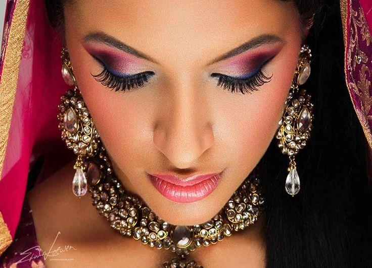 Bridal Makeup Tips For Wheatish Skin