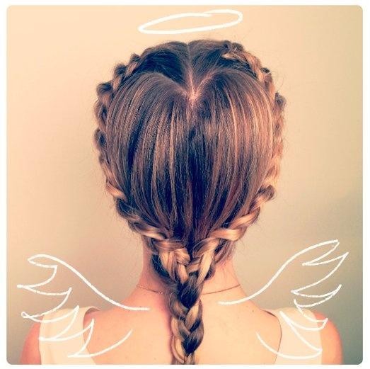 Treccia a cuore.    http://www.bigodino.it/benessere/hair-style-passo-passo-treccia-a-cuore.html#