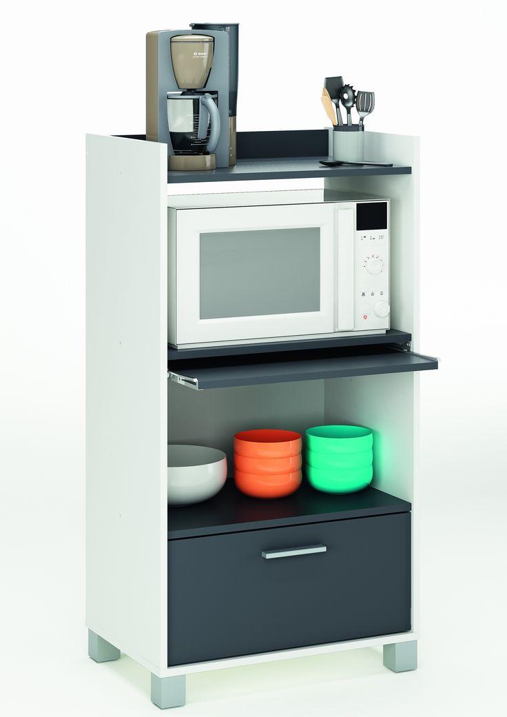 Mejores 17 im genes de muebles para hornos micro en for Mueble horno y microondas