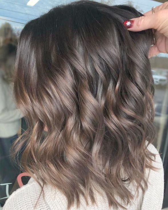 Hair Color Ideas For Black Hair Indian minus Hair Salon Near Me Granada Hills my, #balayageh ...