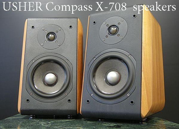 USHER Compass X-708