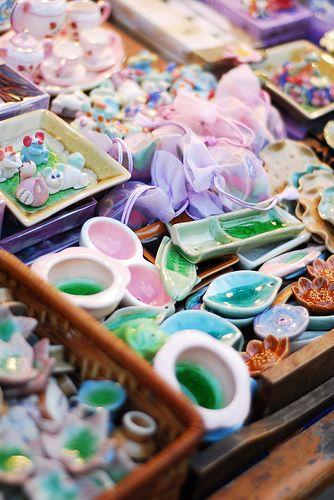 KOREA_Korean Traditional Crafts 3 (Insadong) by koreaholic, via Flickr