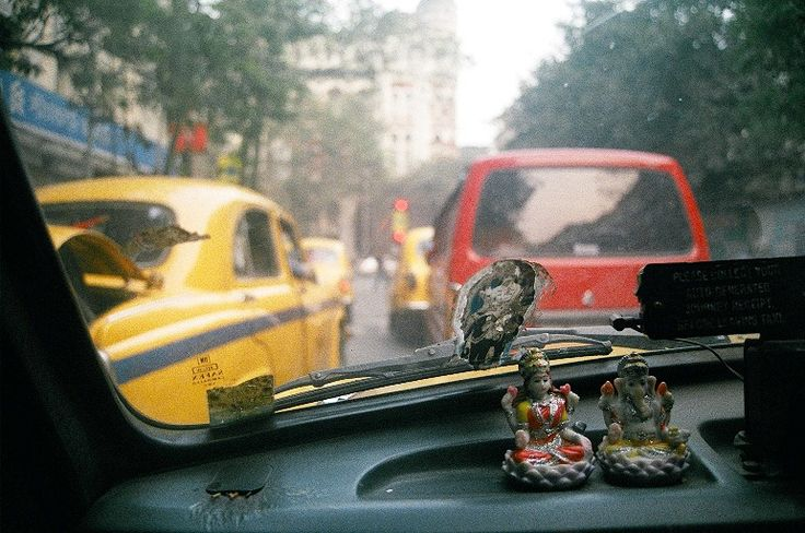 Taxi by Xavier Bartholomew Scanlon