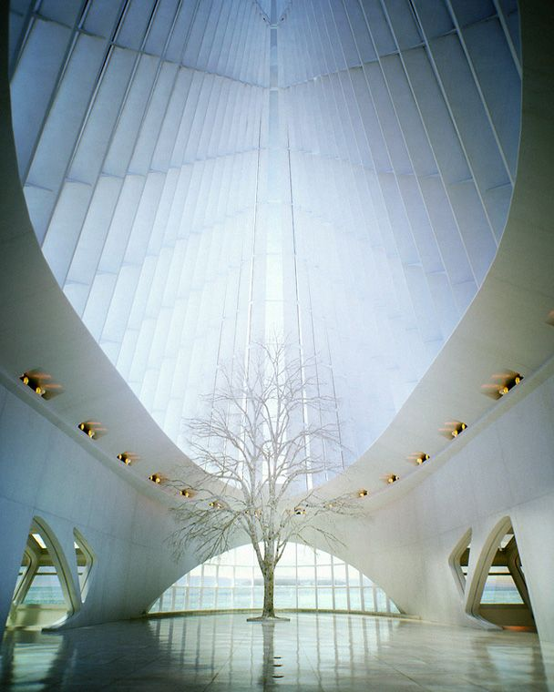 See more | The Milwaukee Art Museum,Wisconsin,USA: