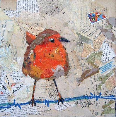 elizabeth st hilaire nelson | Paper Paintings: 04/01/2009 - 05/01/2009