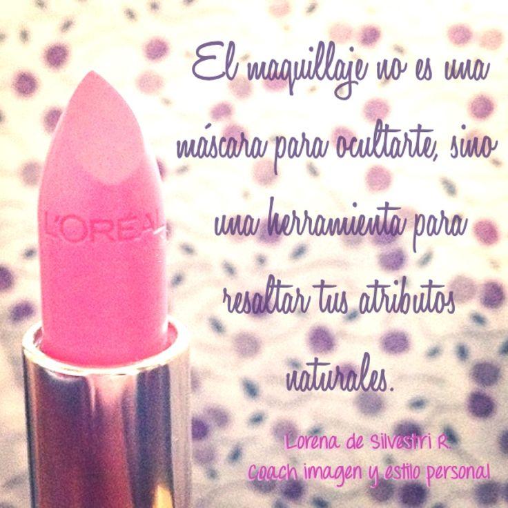 frases de maquillaje