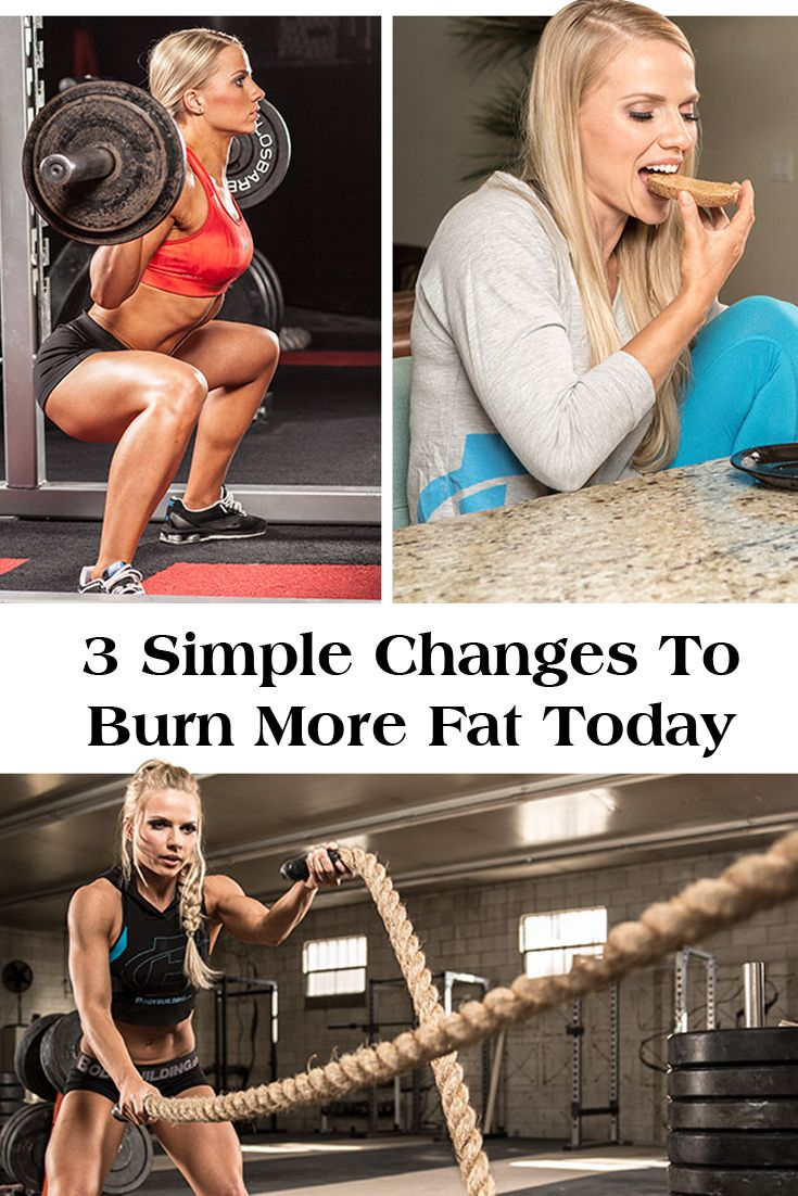 Before you set fire to the pantry, read this! These three simple tweaks to your current training, nutrition, and supplementation could make all the difference in your fat-loss results this summer.    http://bodybuilding.7eer.net/c/58948/76783/2023?u=http://www.bodybuilding.com/fun/3-simple-changes-to-burn-more-fat-today.html